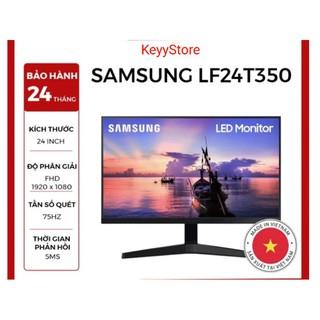 Màn hình Samsung 24 inch LF24T350 tràn viền 3 cạnh chính hãng