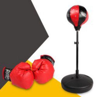 Bộ đồ tập đấm bốc boxing chuyên nghiệp cho trẻ em