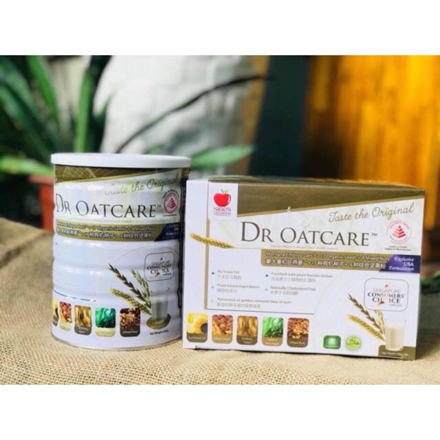 SỮA HẠT HỮU CƠ DR OATCARE