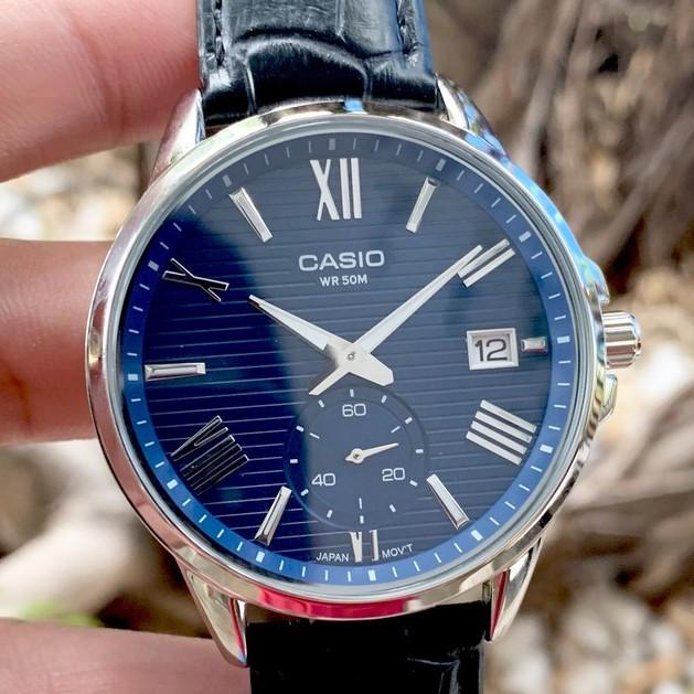 [Mã FARSBR243 giảm 15% đơn 249K] Đồng Hồ Casio Nam MTP-EX100L-2AVDF