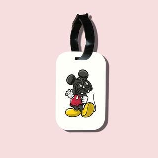 Travel tag cho túi xách balo du lịch in hình Darth Mouse thumbnail