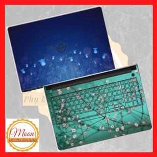 Skin Laptop- Miếng Dán Bảo Vệ laptop Hình Hoa Đẹp Lung Linh Full Các Dòng:Dell, Hp, Acer, Asus, Macbook,,,