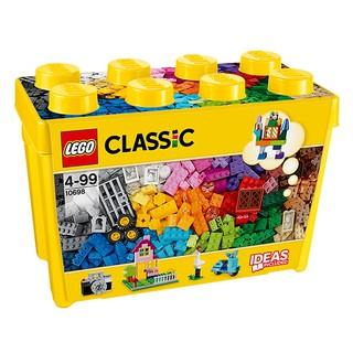Lego – Bộ Lắp Ráp Thùng Gạch Lớn Classic Sáng Tạo LEGO CLASSIC 10698 (790 chi tiết)