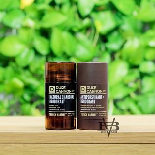 [CHÍNH HÃNG] Lăn khử mùi Duke Cannon dành cho nam – Mùi Duke Cannon Sandalwood & Amber Deodorant