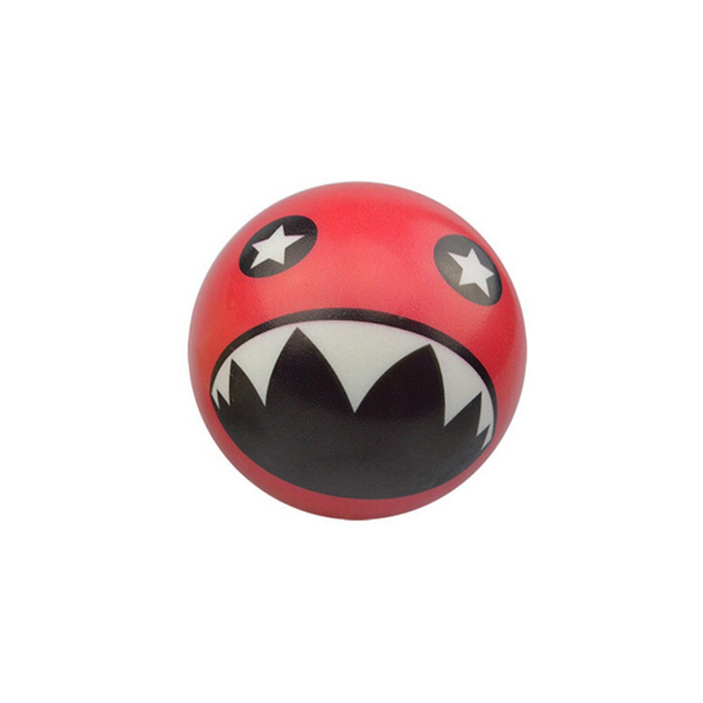 Strange Face Balls Hand Wrist Finger Exercise Stress Relief Therapy Squeeze Ball