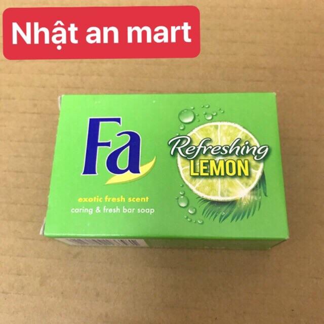 Bánh Xà Bông Fa Refresh Lemon 90g nhập khẩu ĐỨC