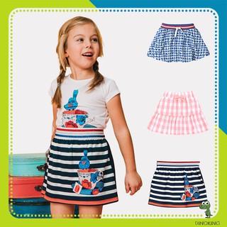 Chân váy cho bé gái DINOKING Chân váy trẻ em chữ A họa tiết dễ thương 2 – 8 tuổi CV01