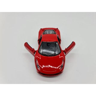 Mô hình Siêu Xe Thể Thao – Super Car SP177 Màu Đỏ