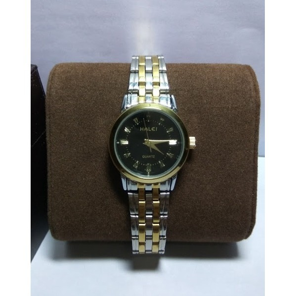 Đồng hồ nữ Halei mã 502 dây demi chống nước cực chất