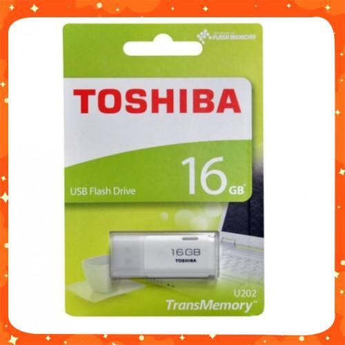 HÀNG HOT USB Toshiba 16GB – nhỏ gọn và bền bỉ MỚI VỀ Giá chỉ 365.400₫