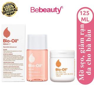 Dầu dưỡng giúp mờ sẹo & giảm rạn da cho bà bầu, Gel dưỡng ẩm cho da khô Bio-Oil Nam Phi thumbnail