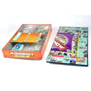 Bộ Cờ Tỷ Phú Monopoly Here & Now – The World Edition Tomcity.vn
