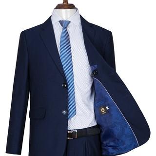 bộ vest nam trung niên màu tím than[ sale 50%]