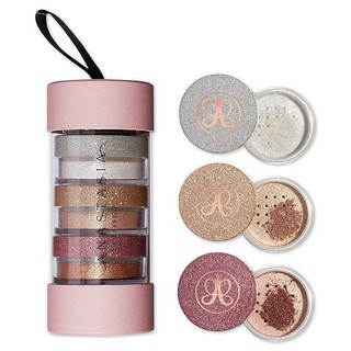 Phấn bắt sáng Anastasia Mini Loose Highlight Set thumbnail