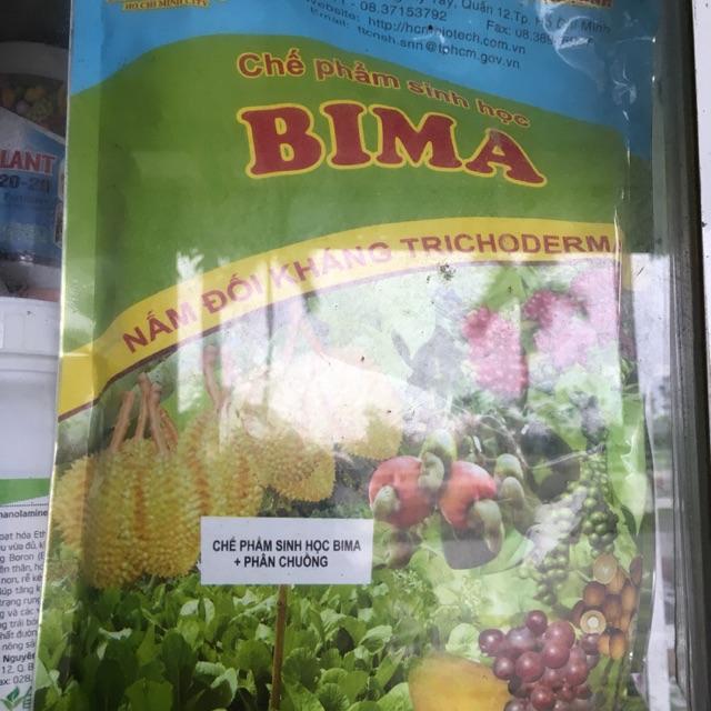 Giá sỉ - chế phẩm sinh học BIMA ( Nấm đối kháng Trichoderma)
