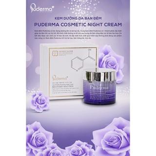 Kem dưỡng da ban đêm Puderma Anti-wrinkle Repairing Night Cream thumbnail