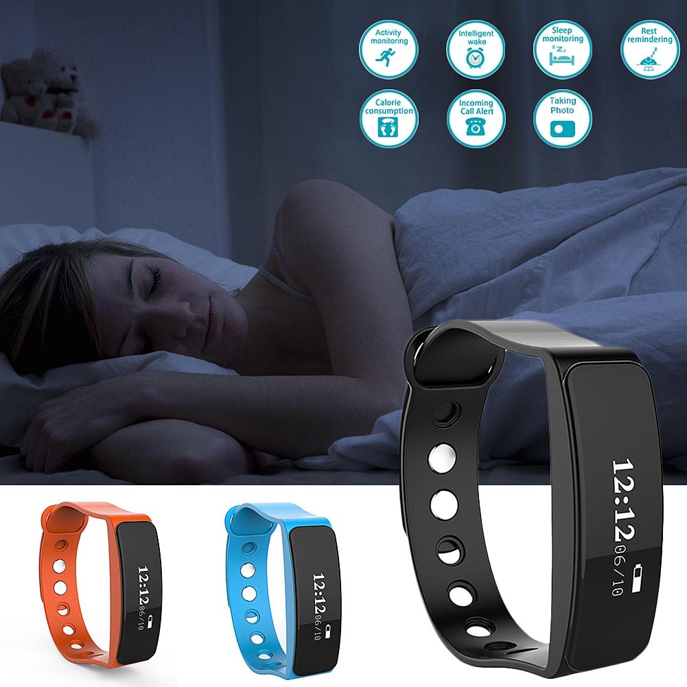 Smart watch waterproof Sleep Calories Control Bluetooth