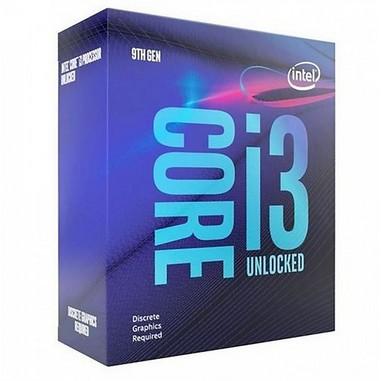 Bộ vi xử lý - CPU Intel Core i3-9100F Processor (6M Cache, up to 4.20 GHz)- Hàng Chính Hãng