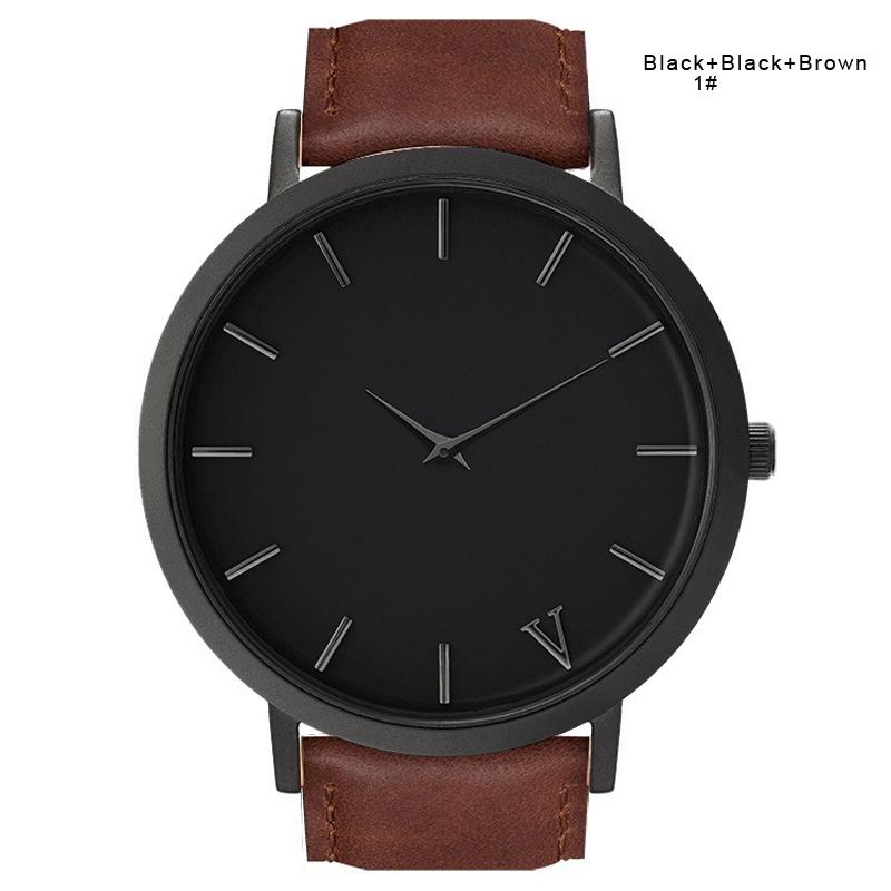 Classic fashion style wristwatch for women