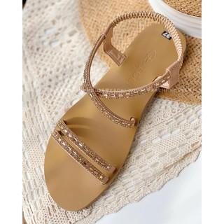 Sandal Foci quai cườm