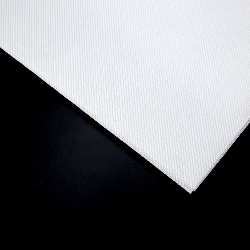 8.15【HOT】84 Inch Projection Screen Curtain Non-Woven Fabric White Soft