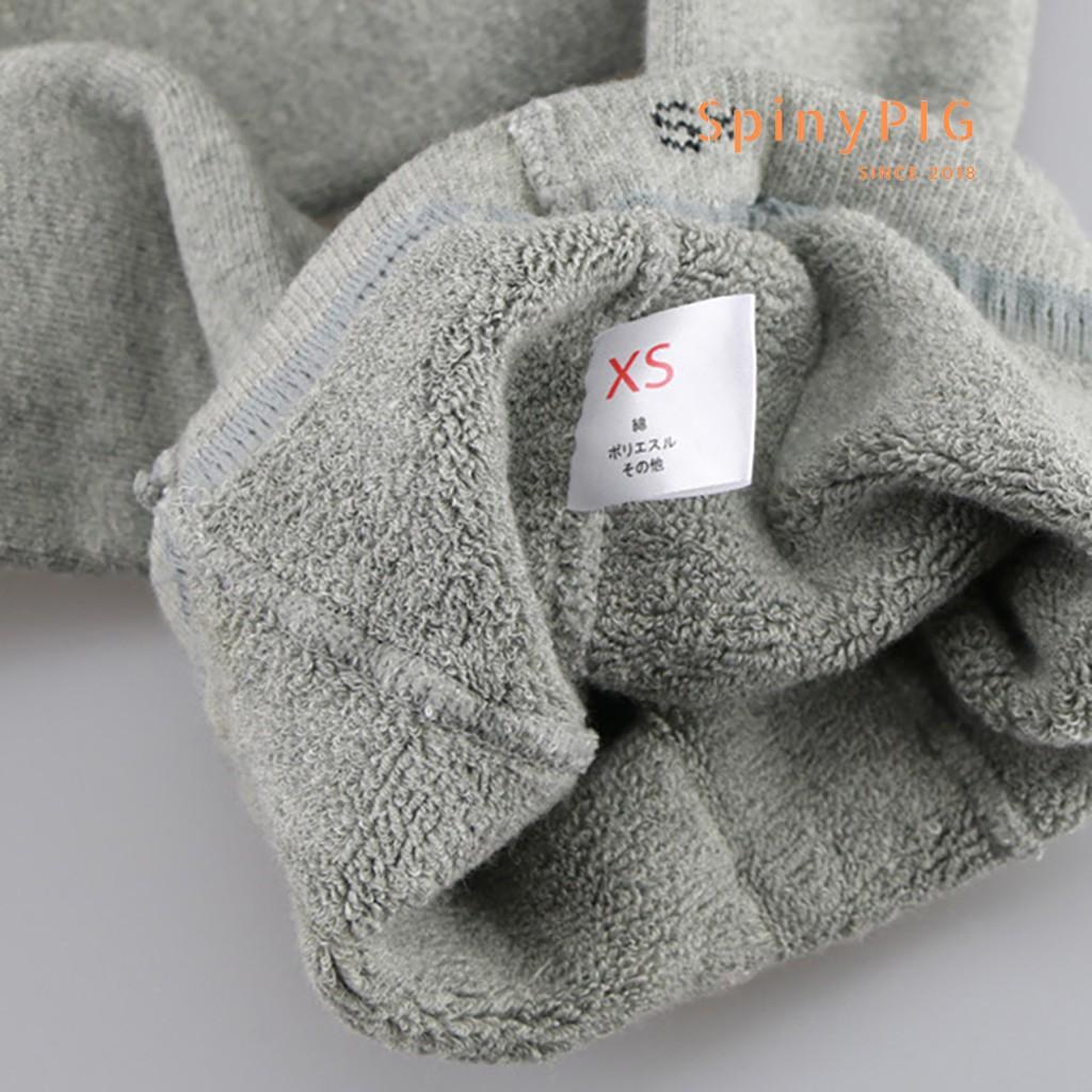 Quần tất sơ sinh 0-18 tháng loại dày hàng cao cấp xuất Nhật chất liệu cotton lót lông cực kỳ dày dặn và ấm áp