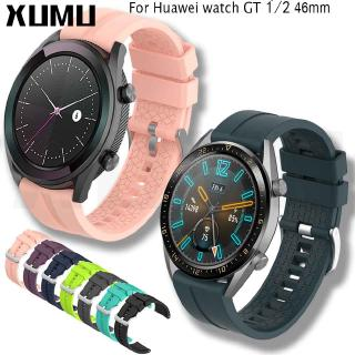 Dây Silicone Thay Thế Cho Đồng Hồ Huawei Watch Gt 1 2 46mm S3 22mm