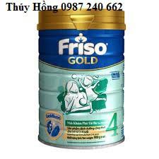 Sữa friso số 4 900g