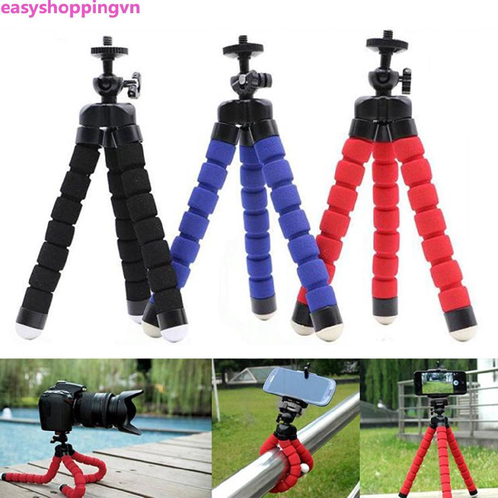 ☀ New Phone Tripod Portable and Adjustable Holder Stand for General Mobile Phone