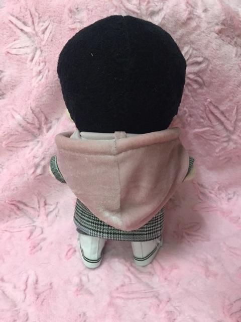 Oufit cho Doll-Set Cho Doll-Gồm ( Hoodie+Vet khoác+Quần )