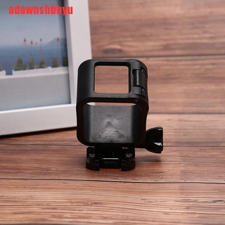 [adawnshbhyu]Camera Protective Housing Frame Case Cage w/ Mount for Gopro Hero 4