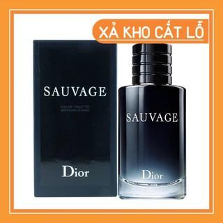 [Xả Kho Giá Sốc] Nước Hoa Nam Dior,Dior Sauvage Eau de Toilette 100ml