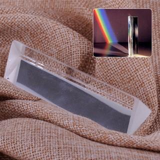 [Mã TOY0D giảm 15K đơn bất kỳ] lăng kính quang học tam giác Triangular Prism