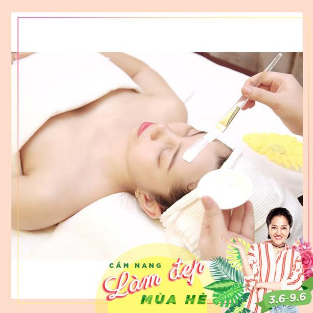 Hồ Chí Minh [Voucher] - Liệu trình chăm sóc Thải độc tố Trắng sáng cho làn da tại Thẩm mỹ viện T
