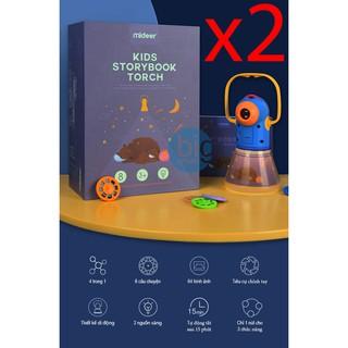 Đèn pin kể chuyện cho bé – Kids Storybook Torch (Bộ 2 cái)