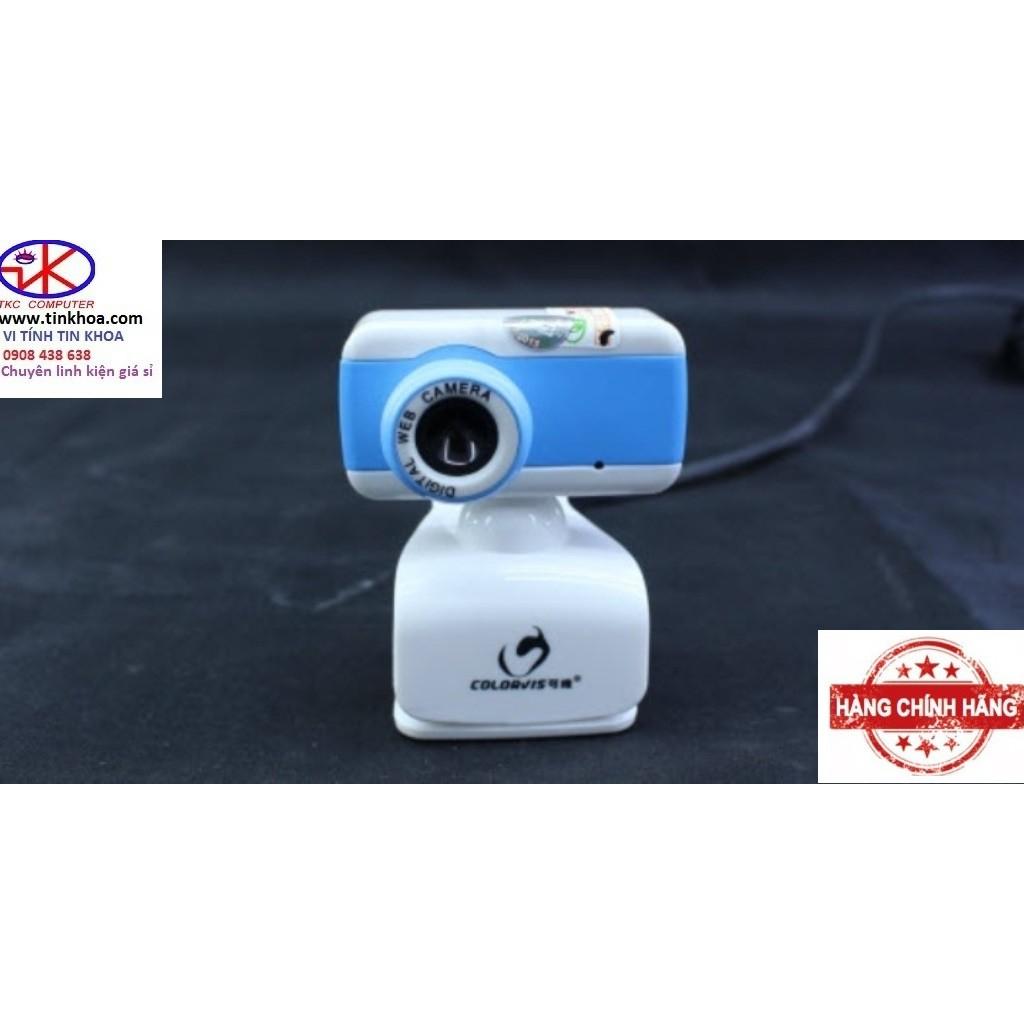 Webcam Colorvis ND60 cổng USB Tự nhận. - 2867787 , 218715941 , 322_218715941 , 170000 , Webcam-Colorvis-ND60-cong-USB-Tu-nhan.-322_218715941 , shopee.vn , Webcam Colorvis ND60 cổng USB Tự nhận.