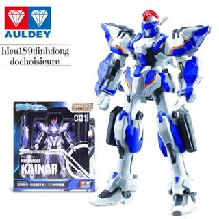 Hộp đồ chơi Chiến binh vũ trụ Kainar Gundam chính hãng Auldey nhựa nặng tay siêu đẹp Precursor Contact Full Metal thumbnail