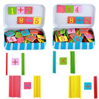 Đồ chơi phát triển tư duy toán học cho bé