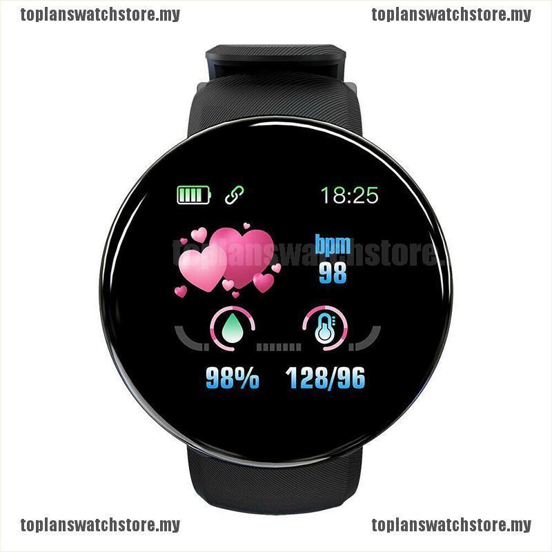 Bộ Đồng Hồ Thông Minh Giúp Đo Nhịp Tim Chuyên Dụng Cho Android Ios