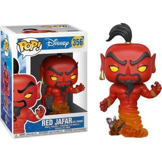 Đồ chơi mô hình Funko Pop thần đèn 356 Red Jafar – Disney (Hàng real chính hãng)