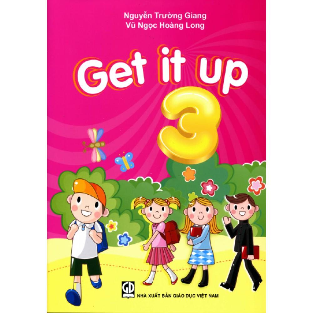 Sách - Get It Up 3 Chương Trình Mới