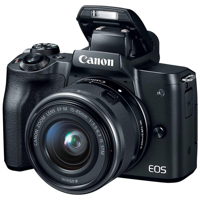 Máy ảnh Canon EOS M50+15-45mm - 22741277 , 1543188502 , 322_1543188502 , 15690000 , May-anh-Canon-EOS-M5015-45mm-322_1543188502 , shopee.vn , Máy ảnh Canon EOS M50+15-45mm