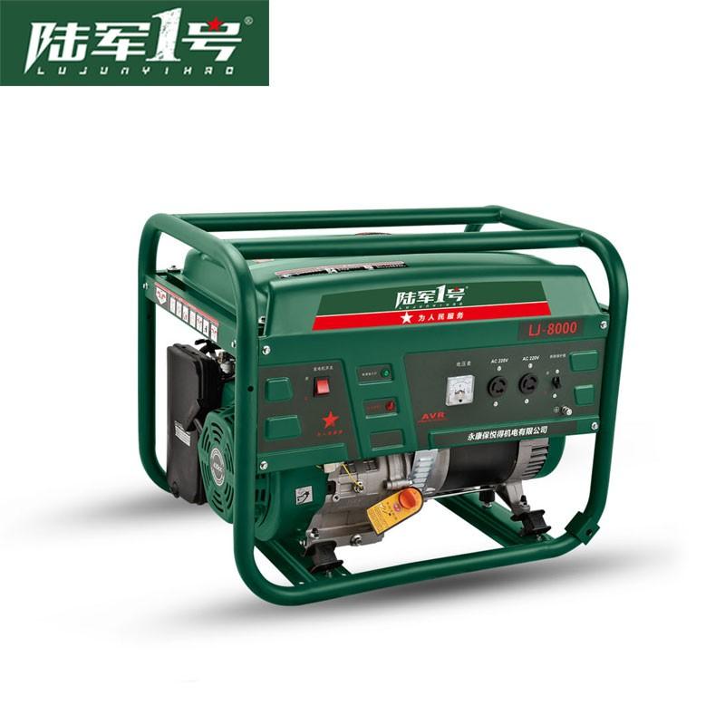 ไดนาโมไฟฟ้า 1 น้ํามัน lj - 8000