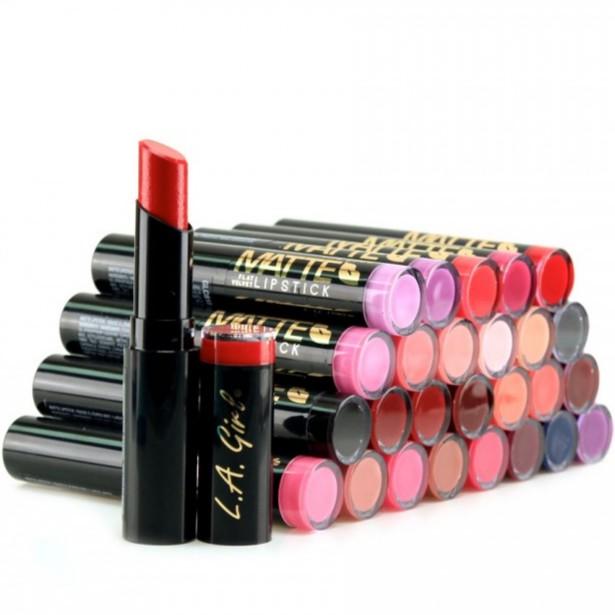 Son L.A. Girl Matte Flat Velvet Lipstick