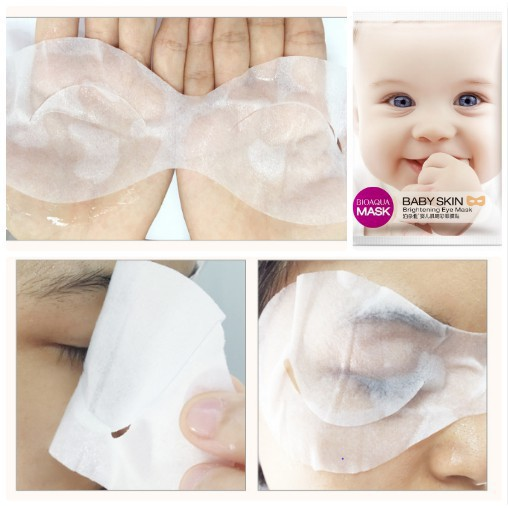 Mặt Nạ Mắt Baby Skin Bioaqua - T543