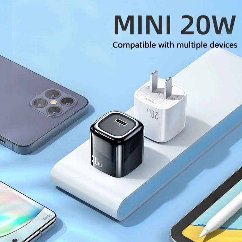 Củ Sạc nhanh Mcdodo PD 20W Cho IPhone 12,iPhone 12 Pro,12 Promax