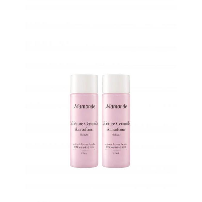 Nước hoa hồng Mamonde Moisture Ceramide Skin Softener 25ml - Siêu Phẩm Nước Hoa Hồng - 3557545 , 1293795819 , 322_1293795819 , 20000 , Nuoc-hoa-hong-Mamonde-Moisture-Ceramide-Skin-Softener-25ml-Sieu-Pham-Nuoc-Hoa-Hong-322_1293795819 , shopee.vn , Nước hoa hồng Mamonde Moisture Ceramide Skin Softener 25ml - Siêu Phẩm Nước Hoa Hồng
