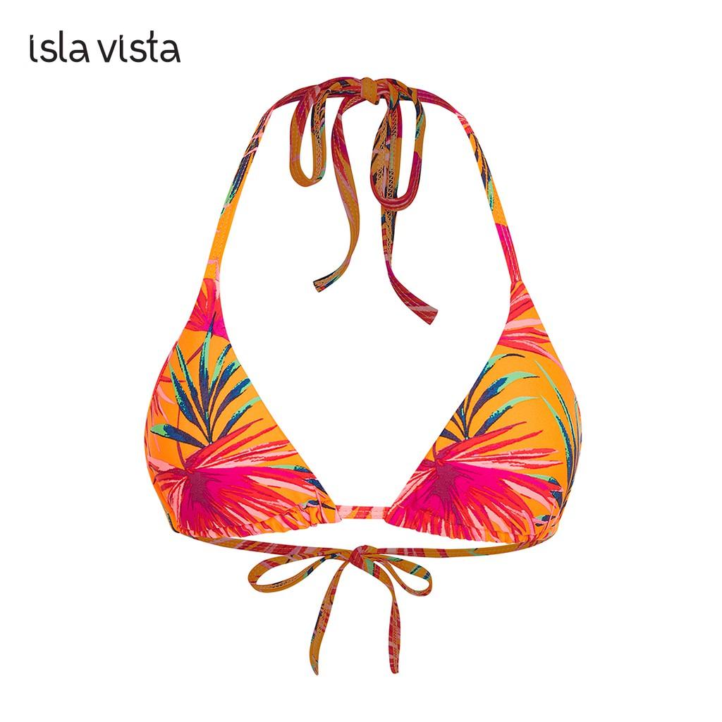 [Mã WABR44 giảm 15% đơn 300k] Áo bơi nữ tam giác thắt nơ Isla Vista IVWT001