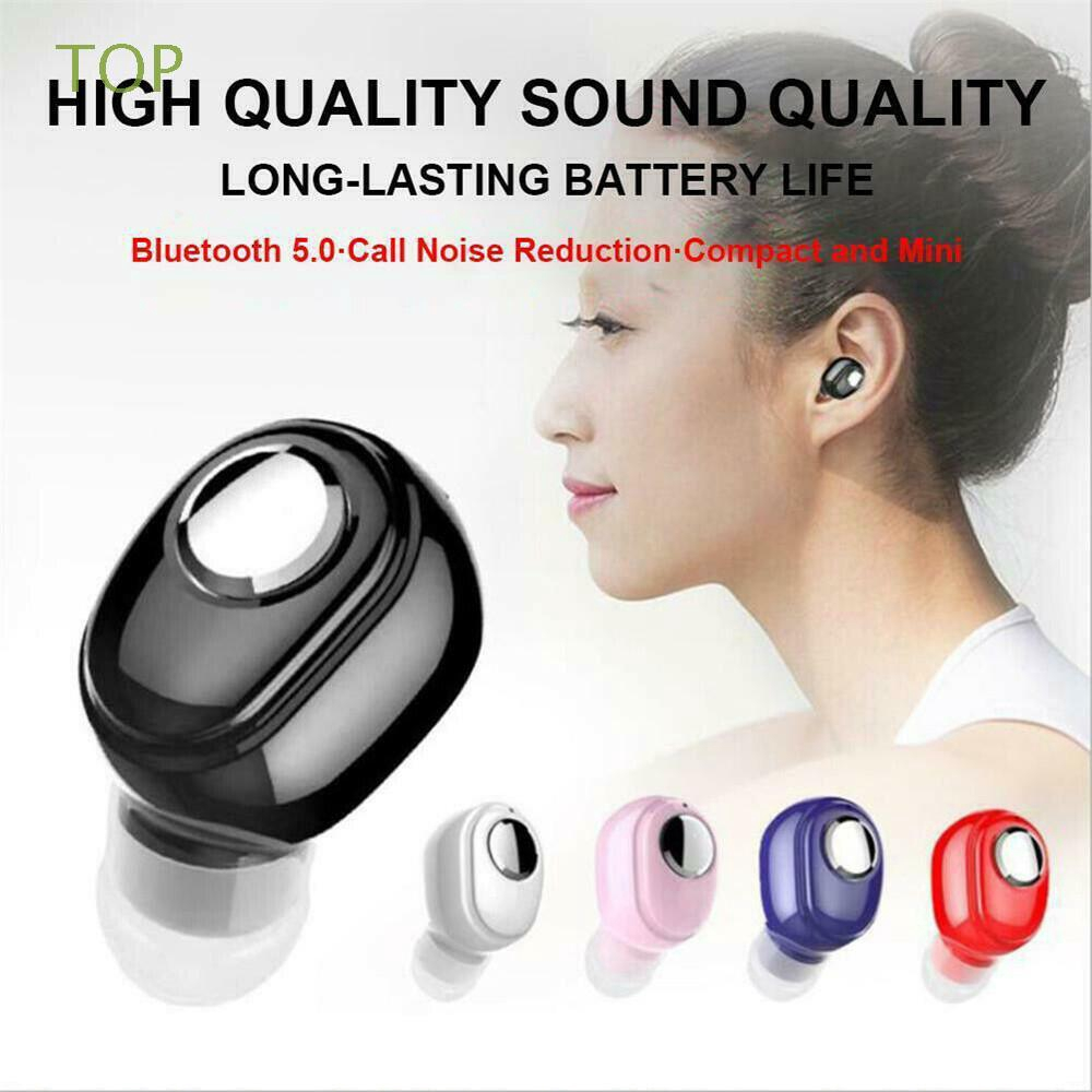 TOP Portable Multifunctional Wireless Sport Portable Mini Bluetooth Earphone