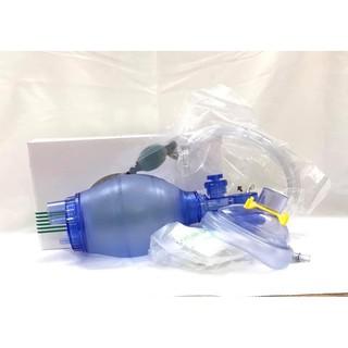 Bóp bóng ampu người lớn - trẻ em hỗ trợ thở hô hấp nhâ thumbnail